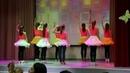 Танец на День матери 24.11.2017 Школа 1366 г. Москва 5-В класс