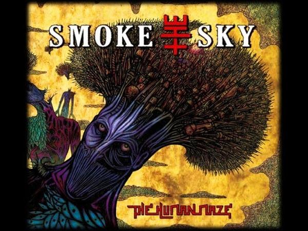Smoke The Sky – The Human Maze (Full Album 2018)