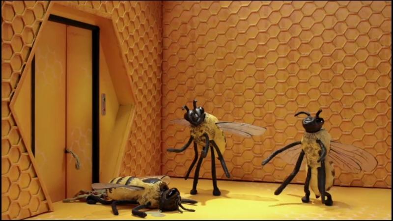 робоцып/Бог ненавидит пчёл