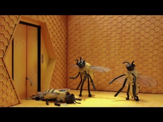 Робоцып. Бог ненавидит пчёл