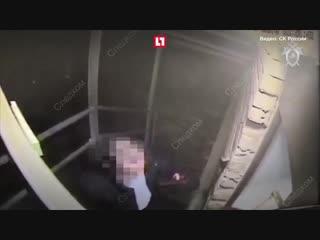 Полицейский ударил мужчину головой в лицо