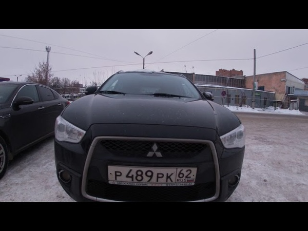 Честный обзор...Mitsubishi ASX 2012 год. 140 л.с