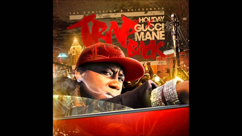 Gucci Mane - Trap Back (Prod. by Southside)