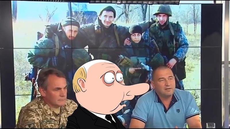 Сепар ДНР готов свидетельствовать в Гааге о военных преступлениях РФ в Украине