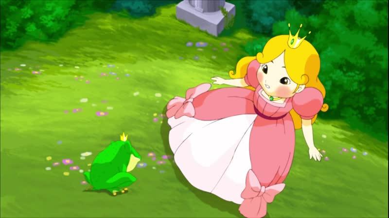 El príncipe sapo Cuentos Infantiles (ES.BedtimeStory.TV)