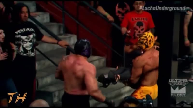 Prince Puma vs Mil Muertes Highlights HD Ultima Lucha Part 2
