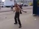 Прикол - Алкаш устроил Мортал Комбат