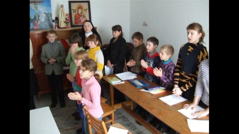 Lekcja religii 18.11.2007