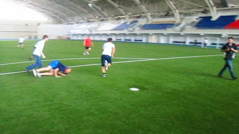 Админский матч ЦОП 27 07 2018 Счет 3 0 в пользу белых маек