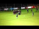 The greatest and most inventive free kick I have ever seen