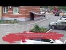 Малыш в одном подгузнике сбежал из детского сада: ВИДЕО