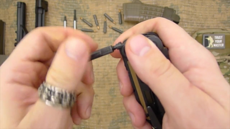 Видео обзор мультитула Leatherman Mut EOD