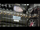 2017 Cadillac Escalade Frontal Crash Test