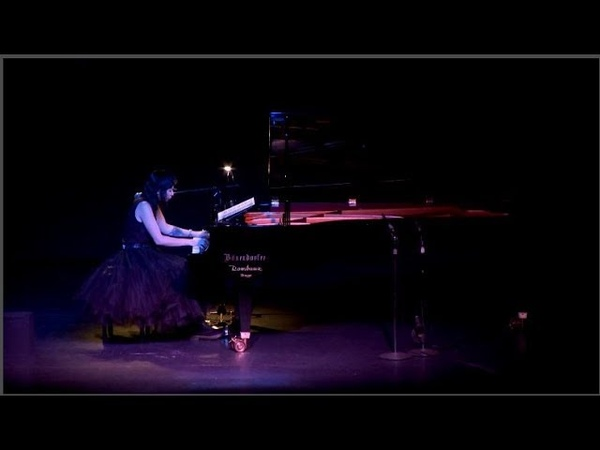 Riders on the storm (the Doors) playing live on Bösendorfer Concert Grand