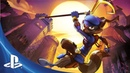 Sly Cooper Thieves In Time™ Launch Trailer