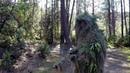 Маскировочный костюм снайпера