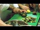 Stuffed artichokes (carciofo alla romana) - Italian Cuisine