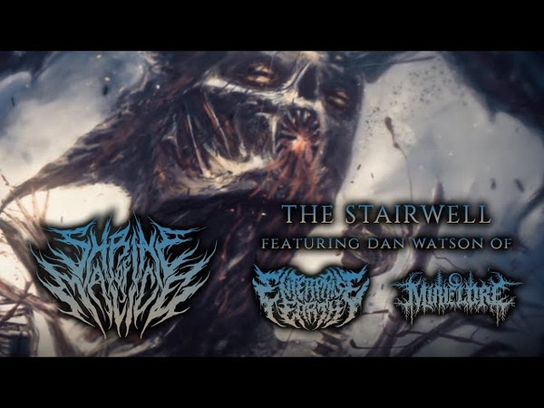 Shrine of Malice - The Stairwell (ft. Dan Watson) [Lyric Video] (2018) Chugcore Exclusive » Freewka.com - Смотреть онлайн в хорощем качестве