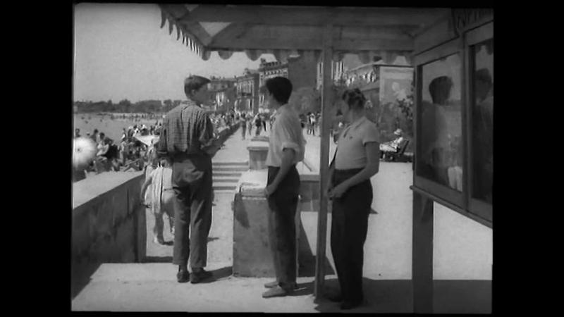 «До свидания, мальчики» (1964) - драма, реж. Михаил Калик