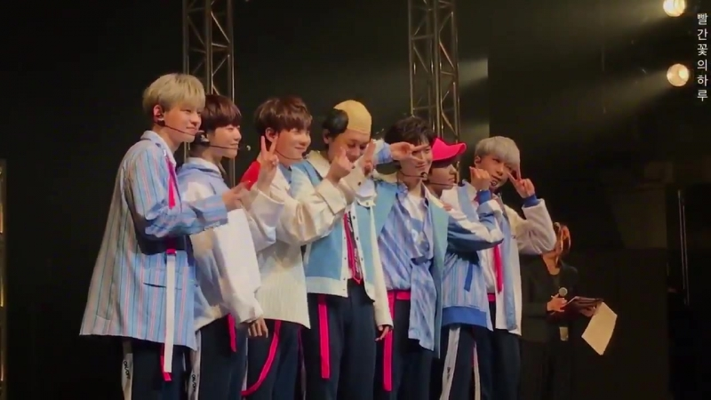 [180313] MIX9 (MIXNINE) ONF Fanmeeting in Japan