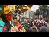Así se vivió el Desfile del Día de Muertos 2018 en la #CDMX