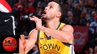 GS Warriors vs Portland Trail Blazers Full Game Highlights   02/13/2019 NBA Season