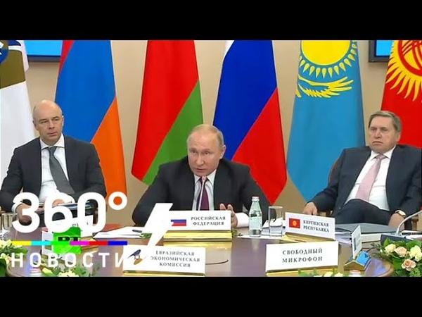 Лукашенко спорит с Путиным из-за цены на газ