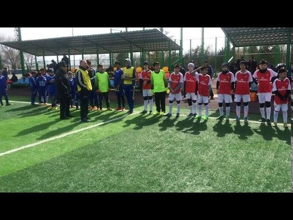 СНКР-Kapinfo.kz Турнир по футболу памяти детского тренера прошел в Капшагае