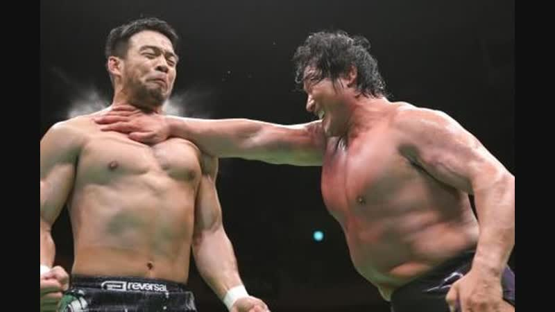 KENTA vs Kenta Kobashi(c) Highlights (NOAH Navigation Against The Current2004⁄Singles)