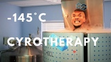 Rico Zulkarnain - WHAT HAPPENED when I tried CRYOTHERAPY