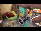 Kitchen Master - новый нарезчик для фруктов и овощей