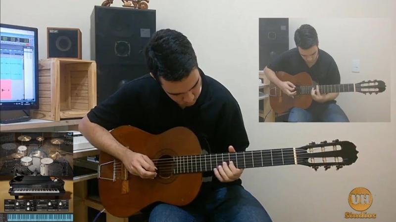 The Trees - Rush Acoustic Versão Vithor Hugo Studios