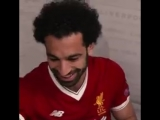 Mohamed Salah artwork