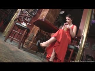Goddess Amanda Femdom Foot fetish Фут-фетиш sexy serbian feet #footworship