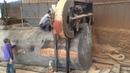 Awesome Biggest Wood Sawmill Fastest Cutting Work - Heavy Sawmill Machine WoodWorking