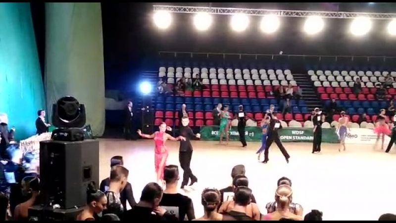 Green Velvet Cup - 2018 - Moscow- Cha-cha -1.16 final