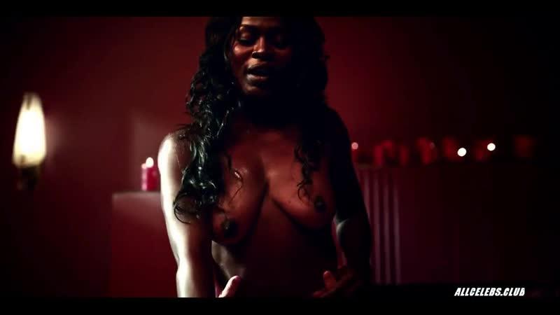 American Gods Американские Боги S01E01 interracial sex ebony black erotica эротика