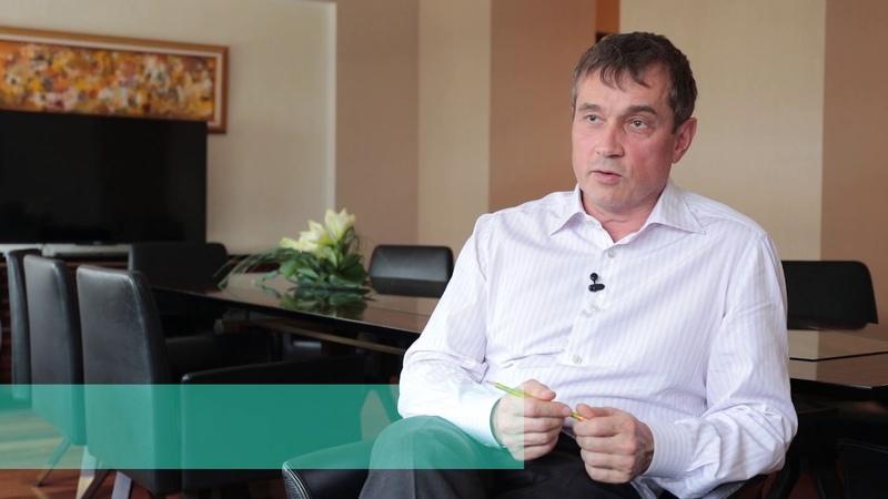 Василь Хмельницький | Інтервю німецькому виданню OWC