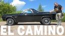Грузовик или масл кар Chevrolet El Camino ЧУДОТЕХНИКИ №43