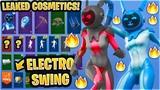 *NEW* All Leaked Fortnite Skins & Emotes..! *ELECTRO FIED* (Gemini, Inferno, Running Man v2..)