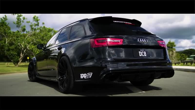 APR Stage 2 Audi RS6