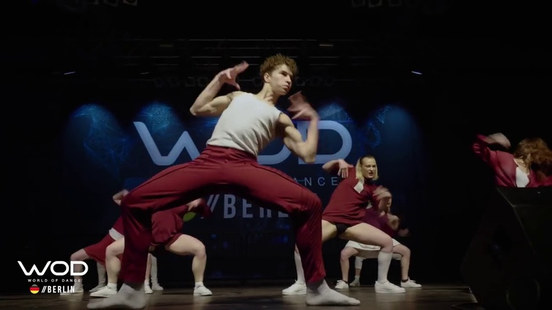 Wonder Crew | 1st Place Team Division | Winners Circle | World of Dance Berlin 2018