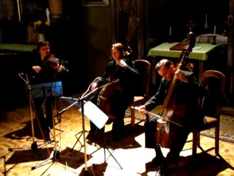 Jose Vazquez, Orpheon consort - Haydn, Trio