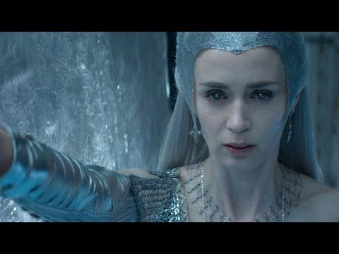 The Huntsman - Freya/The Snow Queen's Magic Powers