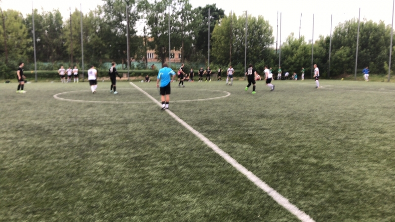 Балашихинская Мини-Футбольная Любительская Лига — Live