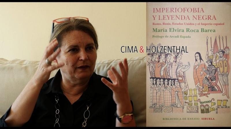 María Elvira Roca Barea Imperiofobia y leyenda negra
