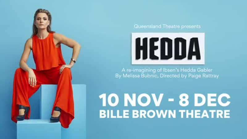 Bridie Carter (McLeod's Daughters) plays Thea Elvsted in our last show for 2018 - HEDDA. We sat down with Bridie to get her thou