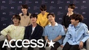 BTS Reveals If They're Dating Anyone Share Their Fave Things About Each Other | Access