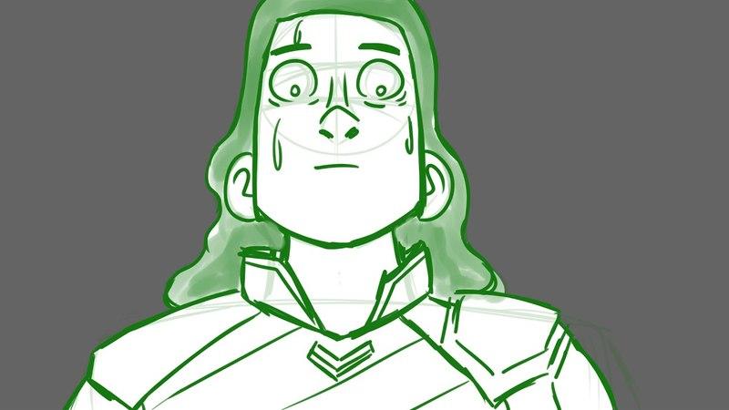 Loki the Tessaract: I Don't Need It - Animatic