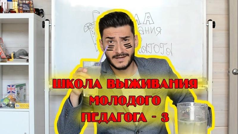ШКОЛА ВЫЖИВАНИЯ МОЛОДОГО ПЕДАГОГА-3/ ДОМАШНИЙ ЛИМОНАД/ РЕЦЕПТ/ ОХЛАДИСЬ!